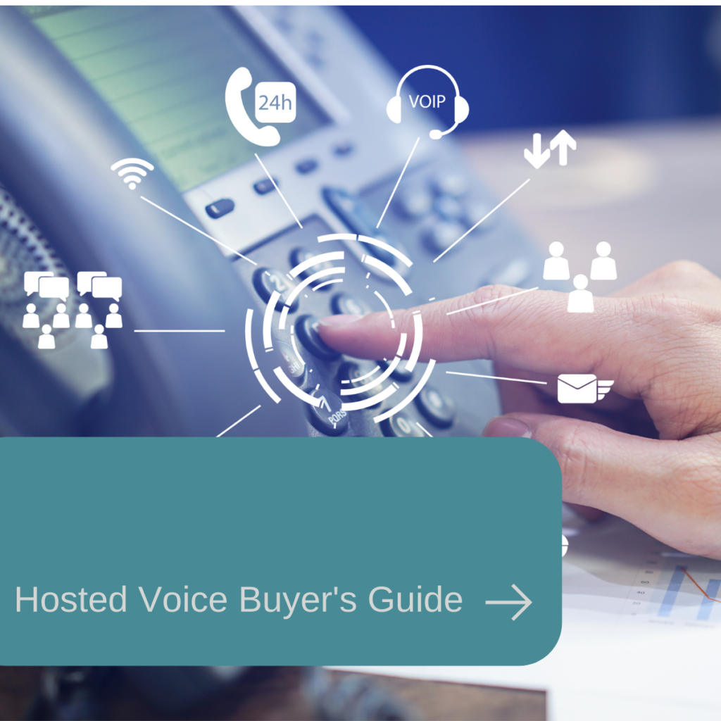A Buyer's Guide to Hosted Voice